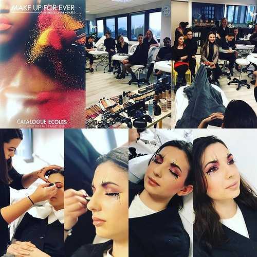 Atelier Make Up For Ever à Plérin (22) 0
